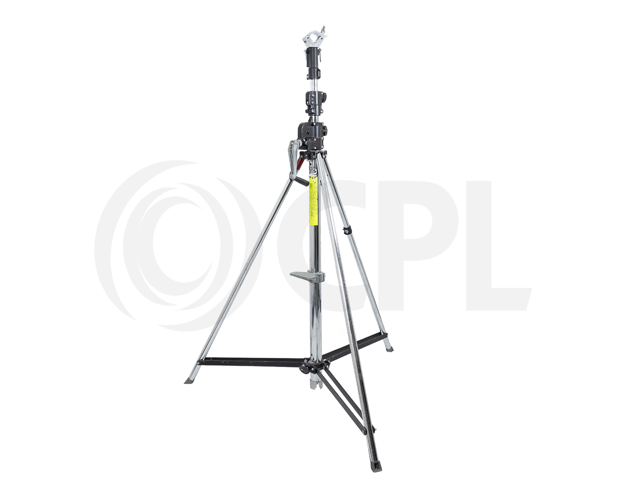 Manfrotto 3 Section Wind Up Stand