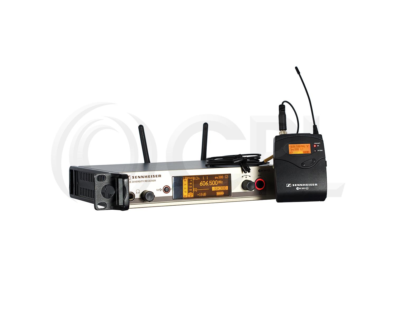 Sennheiser G3 Tie Clip Radio Mic Kit