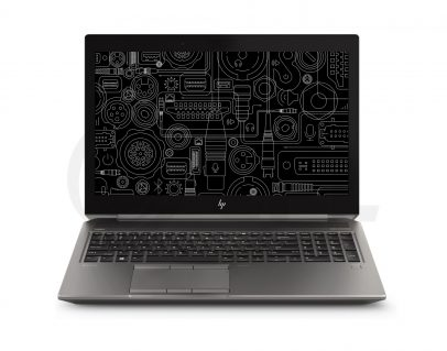 HP Z Book 15 G6 4K Laptop