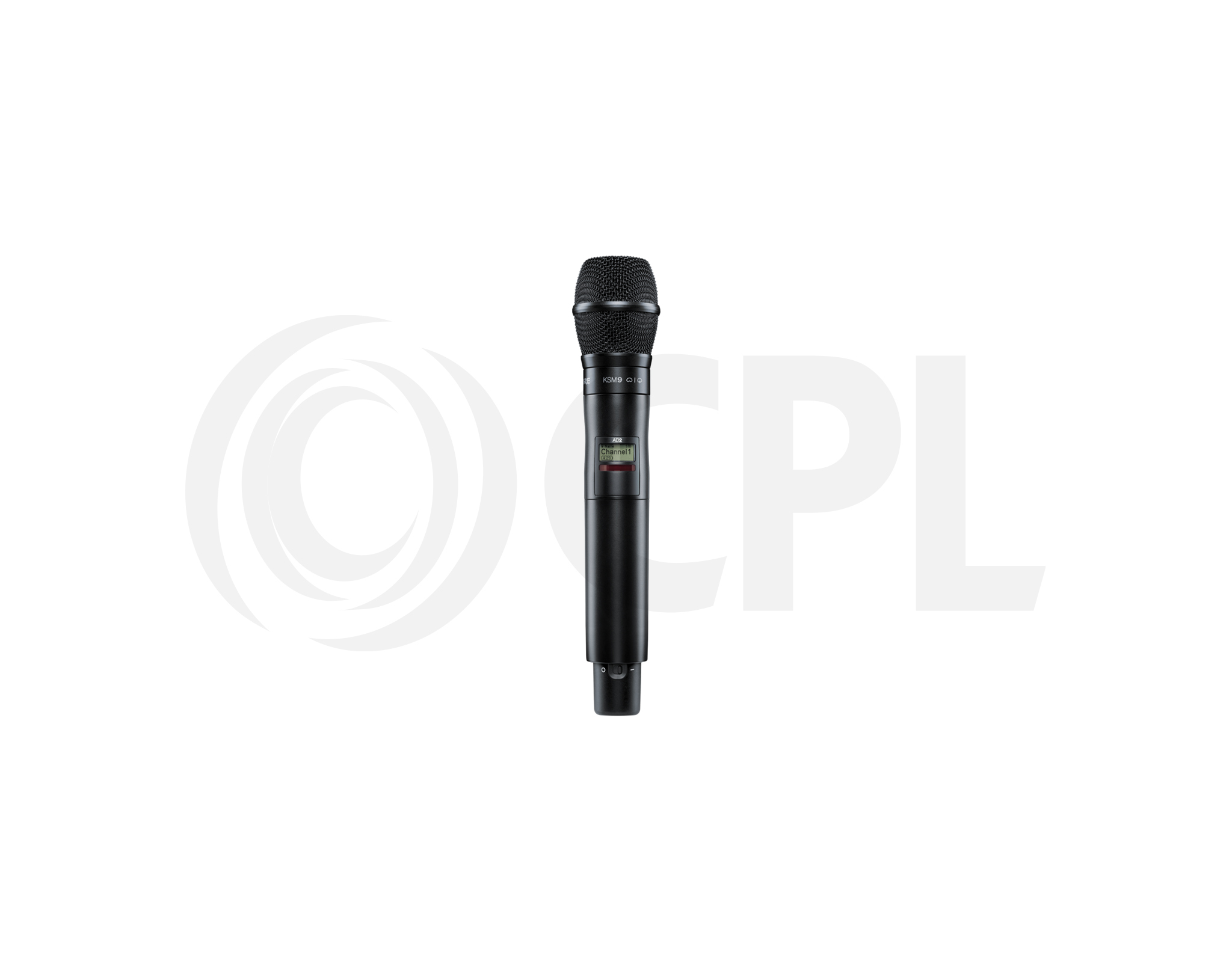AD2/KSM9 Handheld Wireless Microphone Transmitter